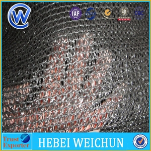 plastic UV construction waste cover netting shade netting