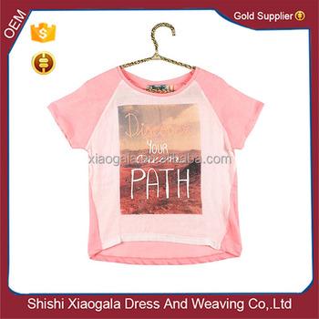 c3807e275 turkey wholesale children clothes girl t-shirt kids wear manufacturers