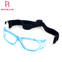 Hard Frame Basketball Protective Sports Goggles Durable For Kids Children