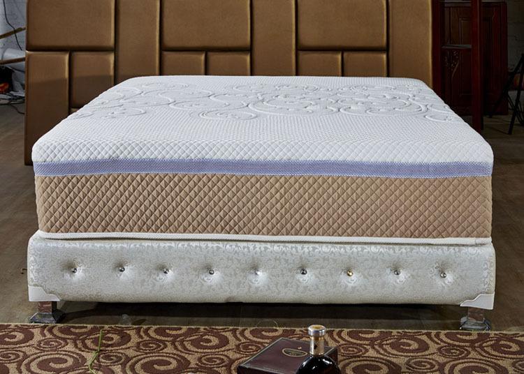 Used Bedch Hilton 5 Star Hotel Mattresses King Size Pillow Top Mattress