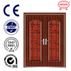 Commercial Double Door Steel Door Metal Door