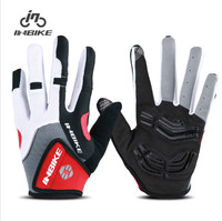 Pro GEL Pad Cycling Gloves/Mans Bike Sports Gloves/Breathable Racing motorcycle glove