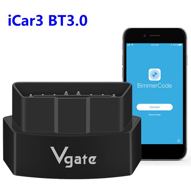 Tools & Equipment Vgate icar2 Bluetooth 3 0 OBD2 Diagnostic