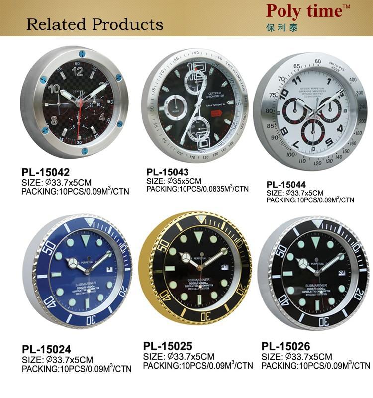 Rolex Metal Wall Clock A Good Home Decor Buy Rolex Metal Wall
