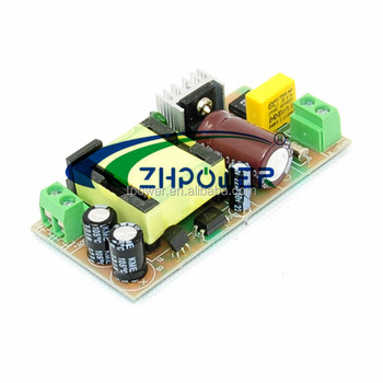 Open frame DC 12v 2a power supplies board 24w switching power supply module , 100-240VAC PCB With UL CE