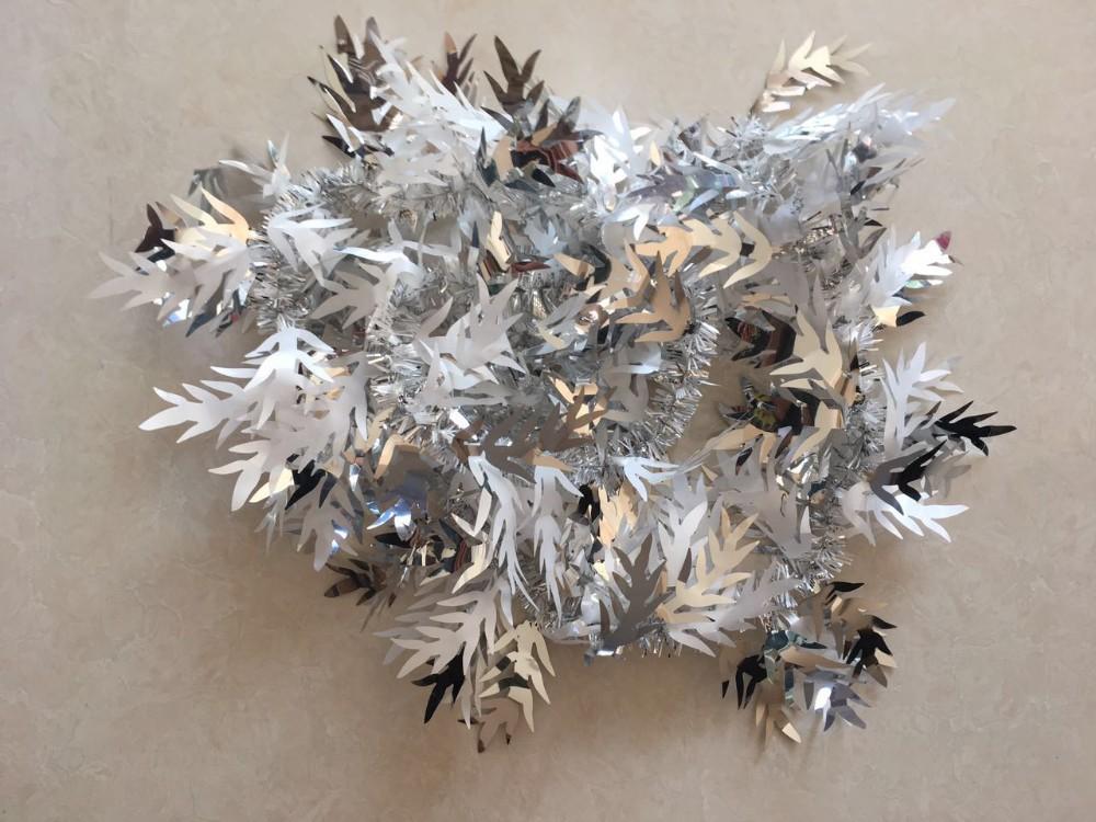 Hanging Holiday Tinsel Garland Wholesale Christmas Garland ...