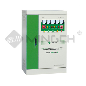 MINGCH Best Quality Products To Import Usa 3 Phase Voltage Stabilizer 100Kva