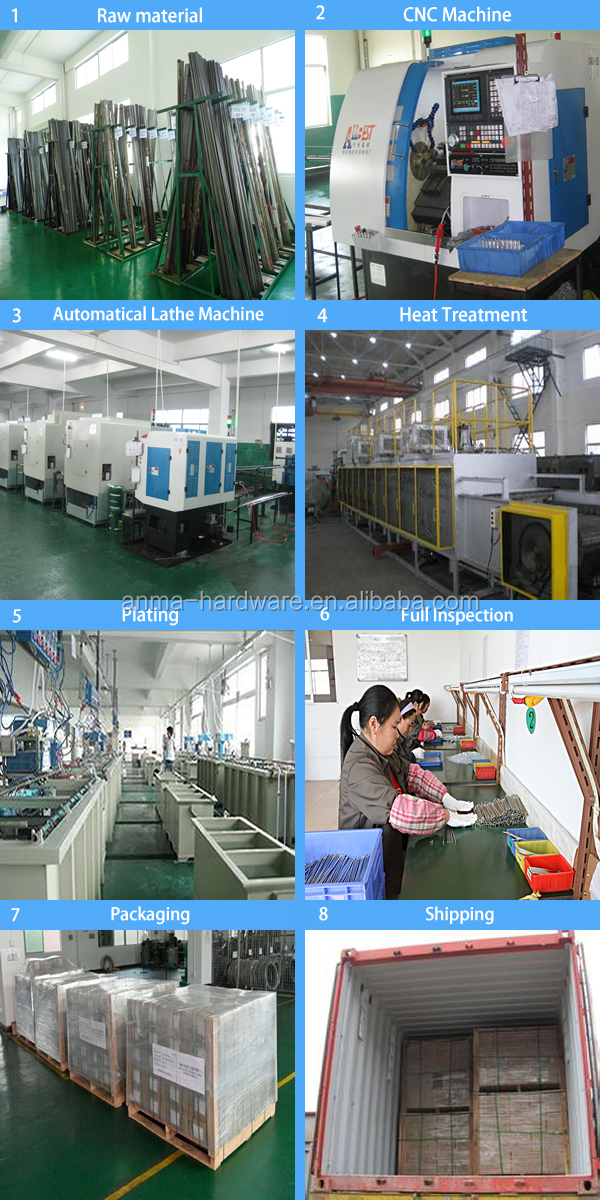 Factory High Quality Sign Support Acrylic Glass Standoff
