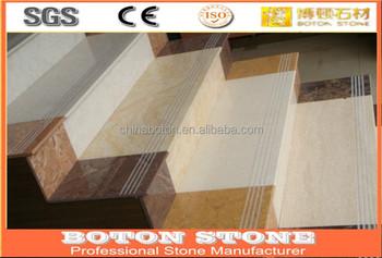 Marmeren trappen tegels voor buiten trap tegel vloeren binnenshuis
