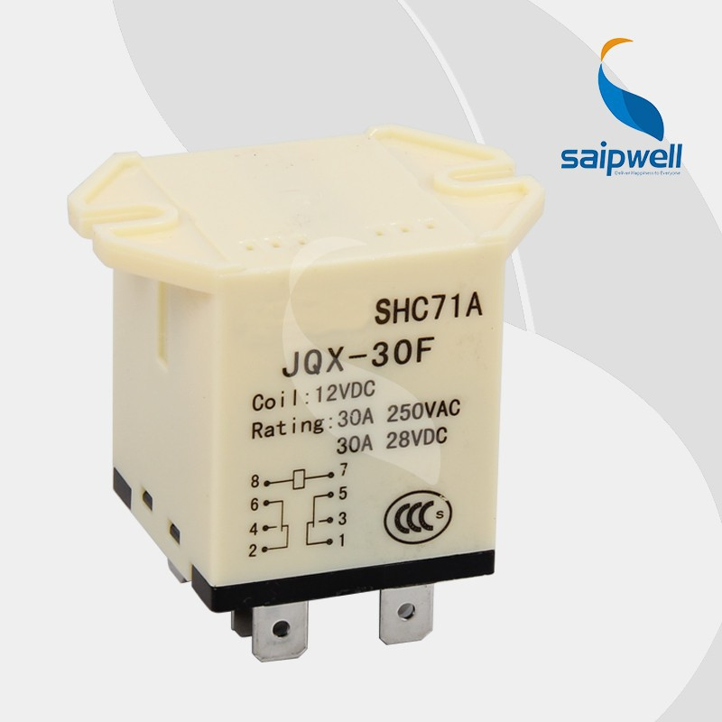 SAIPWELL/SAIP New 28VDC/240VAV Electrical Screw Mounted Overload Relay