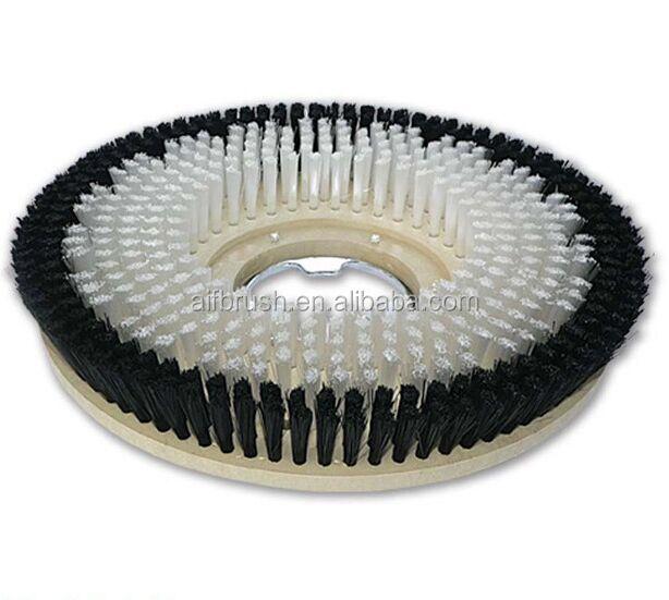 Rotating Scrubbing Round Floor Cleaning Brush Buy Round