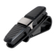 Portable Fastener Cip Eyeglasses Clip Ticket Card Clamp ABS Car Glasses Cases Black Car Sun Visor Sunglasses Holder