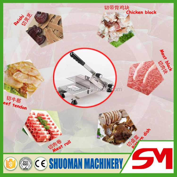 Beautiful appearance mini meat cutting