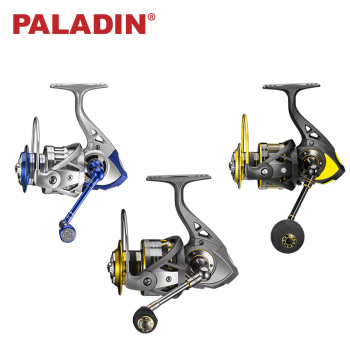 PALADIN CNC Aluminum One Way Clutch Ball Bearing Spinning Fishing Reels for Saltwater Fishing