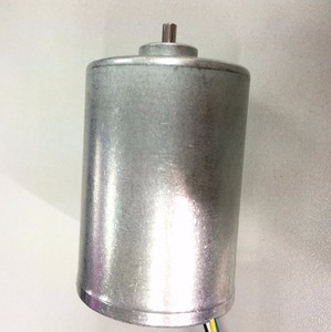 12v 24v 42mm brushless direct drive motor