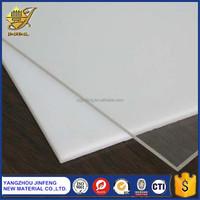 2mm Plastic Transparent Thick White PVC Film Board