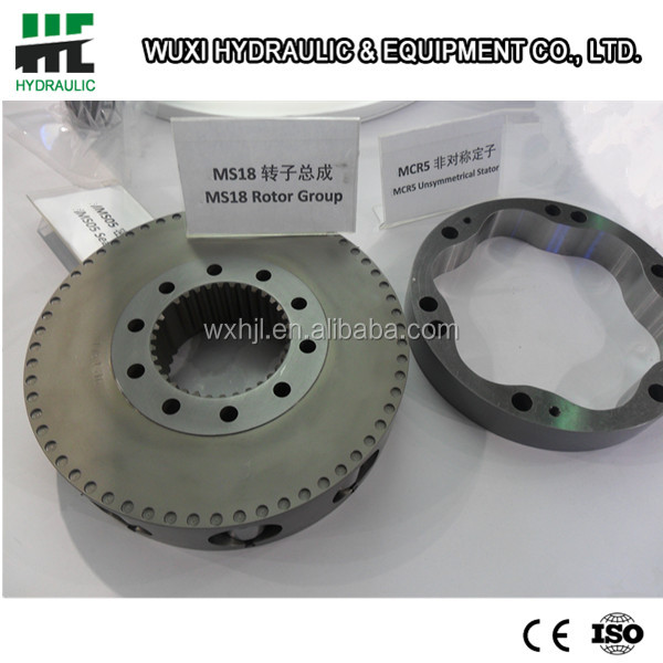 Parts rexroth mcr5 mcr10 radial piston hydraulic motor