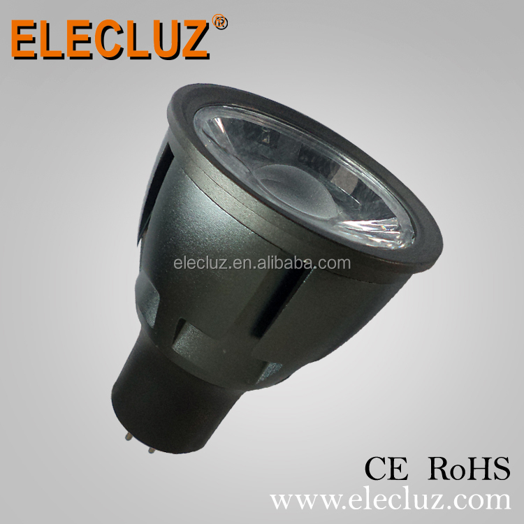 plaza used dimmable JCDR 5W led spotlight light led spot lamp zhongshan factory