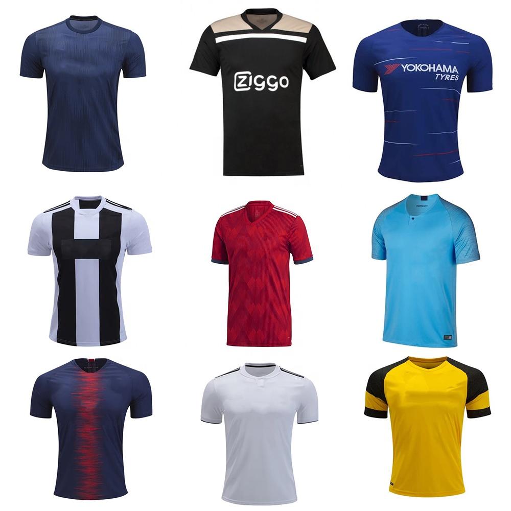 outlet store b6584 6ef62 Best Top Grade 2018 2019 Custom Thai Quality Soccer Jersey - Buy Soccer  Jersey,Custom Thai Quality Soccer Jersey,Custom Soccer Jersey Product on ...