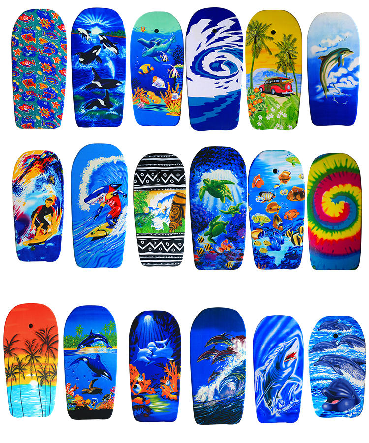 Customized China Wakeboard Boogie Bodyboards From China Manufatering body board