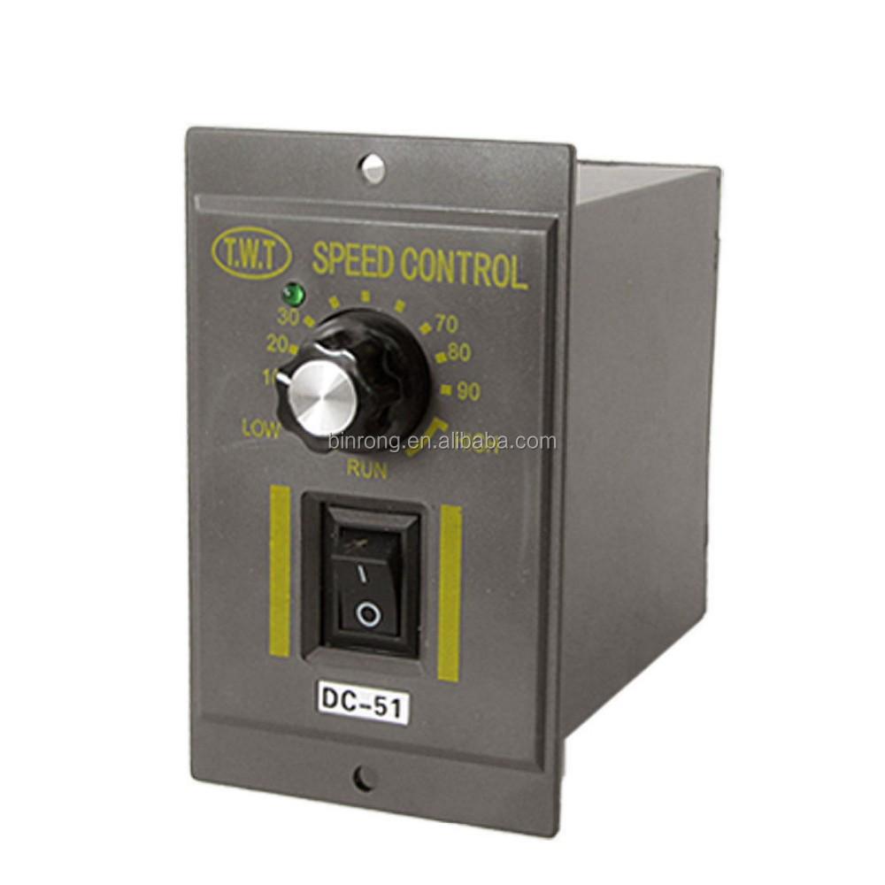 Dc-51 Dc90v Gear Motor Speed Control Switch - Buy Speed Control ...