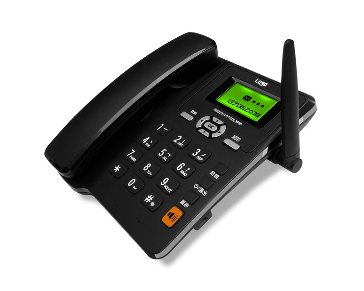 GSM fixed wireless phone/ Huawei ETS3125i wireless gsm sim cordless phone
