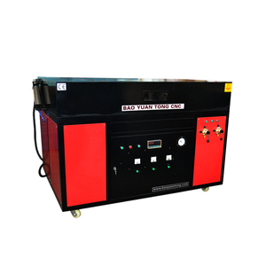 BYT-231 auto PLC small Plastic Depth vacuum forming machine