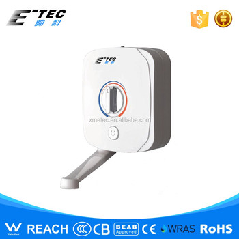 Small size plastic tank water heater with spout buy for Plastic water heater