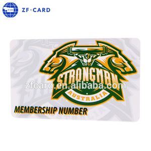 ISO14443A Fudan M1 member stored value card for loyalty system