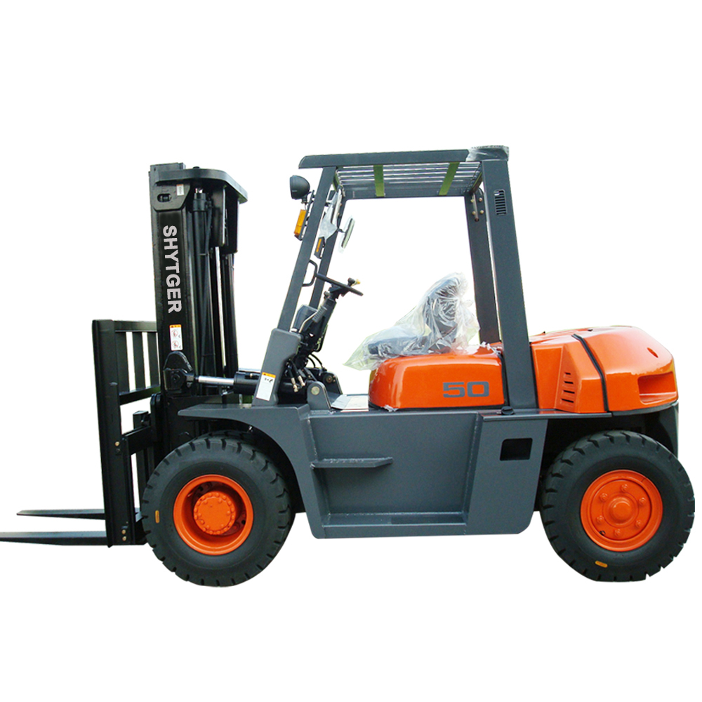 Brand New, Gasoline/ LPG/ GAS Forklift Truck, Cost Effective, YALE