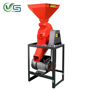 Commercial corn grinder/ spice bean grinder machine/ wheat flour mill price