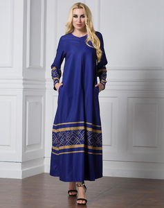Malaysia Indonesia spot Muslim dress ethnic costumes robes dress