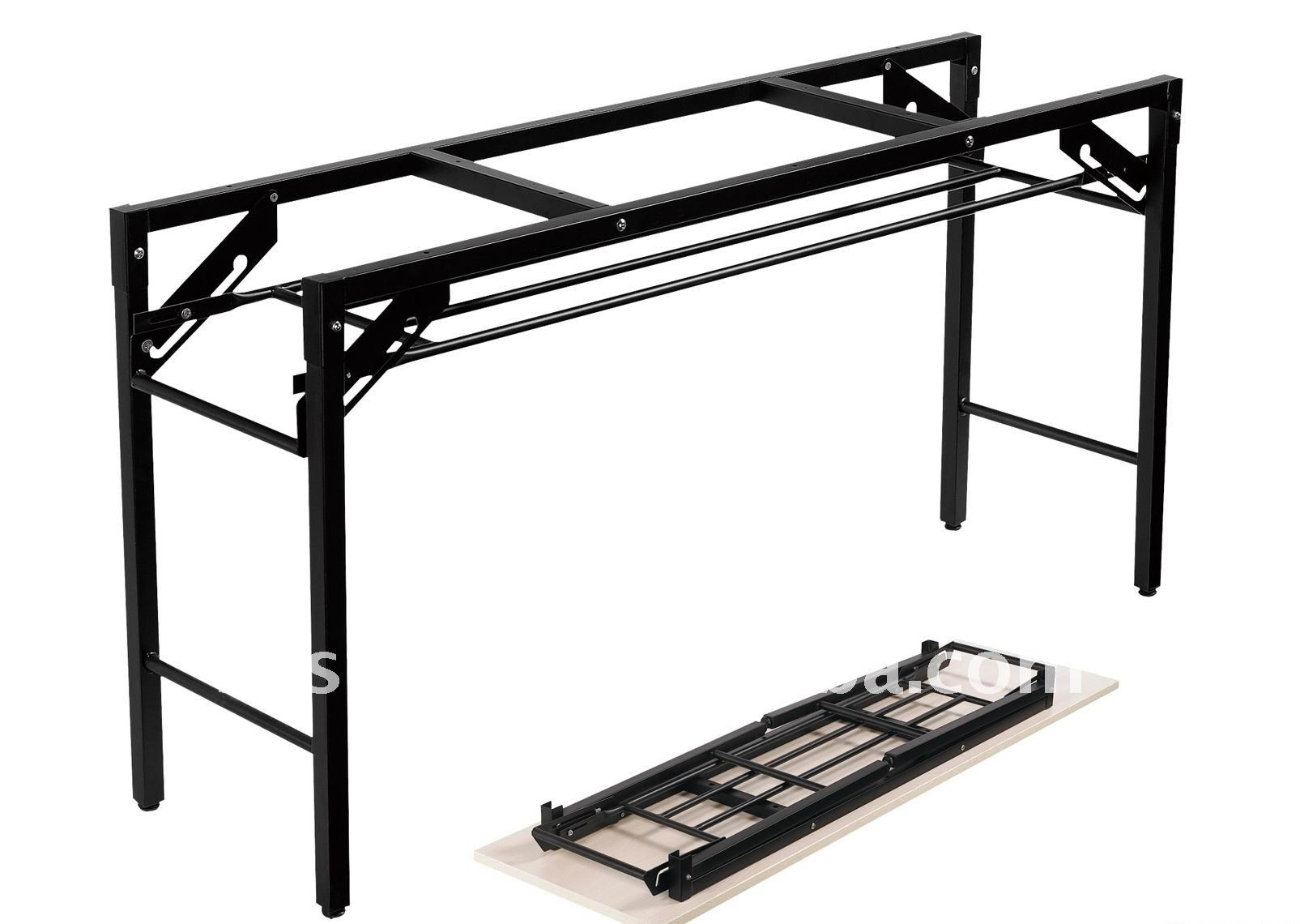 Metal Training Foldable Table Frame - Buy Foldable Table Frame ...