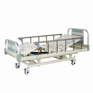 B3B cheap price hospital sand bed popular buying manual hospital 3 cranks bed