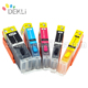 Dekli Wholesale Edible ink cartridge MG6670 IX6870 With Edible ink