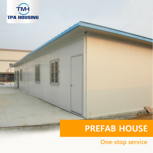 Good Price Flat Pack Tiny Light Steel Precast Cabin House Kit Prefab House 3 Bedrooms In Cyprus