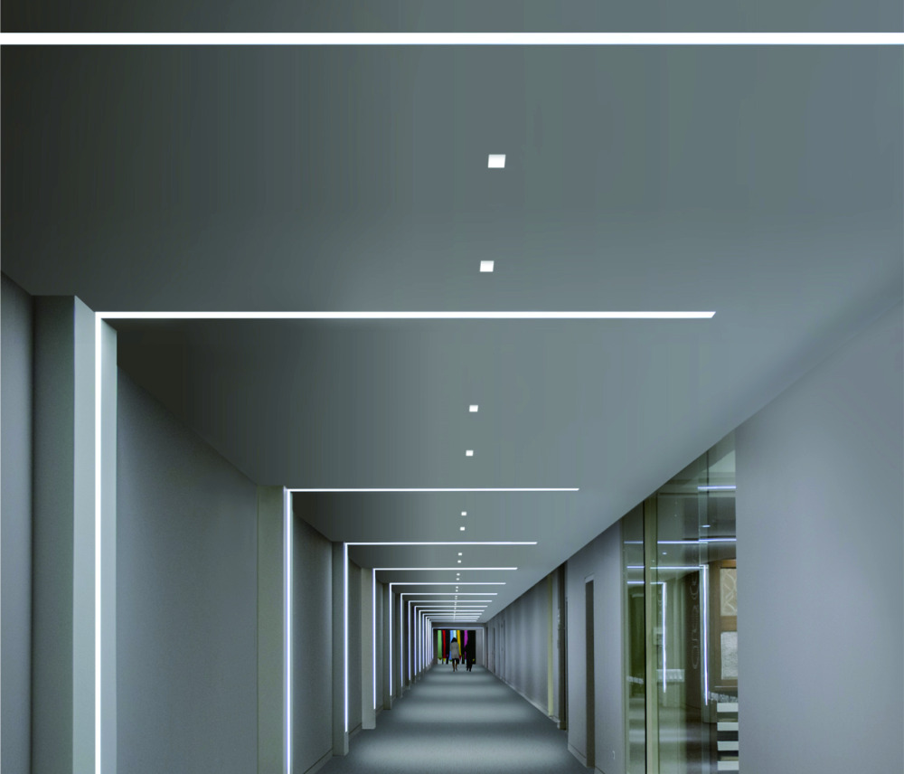 China Supplier Aluminum Corner Profile Led Strip Lights