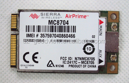 Active Component Sierra Tracking Module Mc8704
