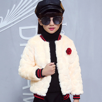 Autumn and Winter 2016 Hot High Quality New Model Fashionable Girl Brooch coat
