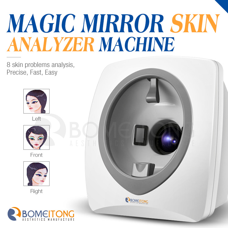 Portable magic mirror skin analyzer machine for sale