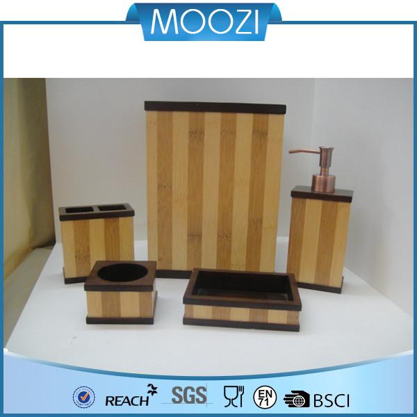 Badaccessoires holz  Bad Accessoires Bambus | gispatcher.com