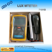 Intelligent Digital Lux Meter 7101B data logger for light meterled digital light meter luminous flux meter