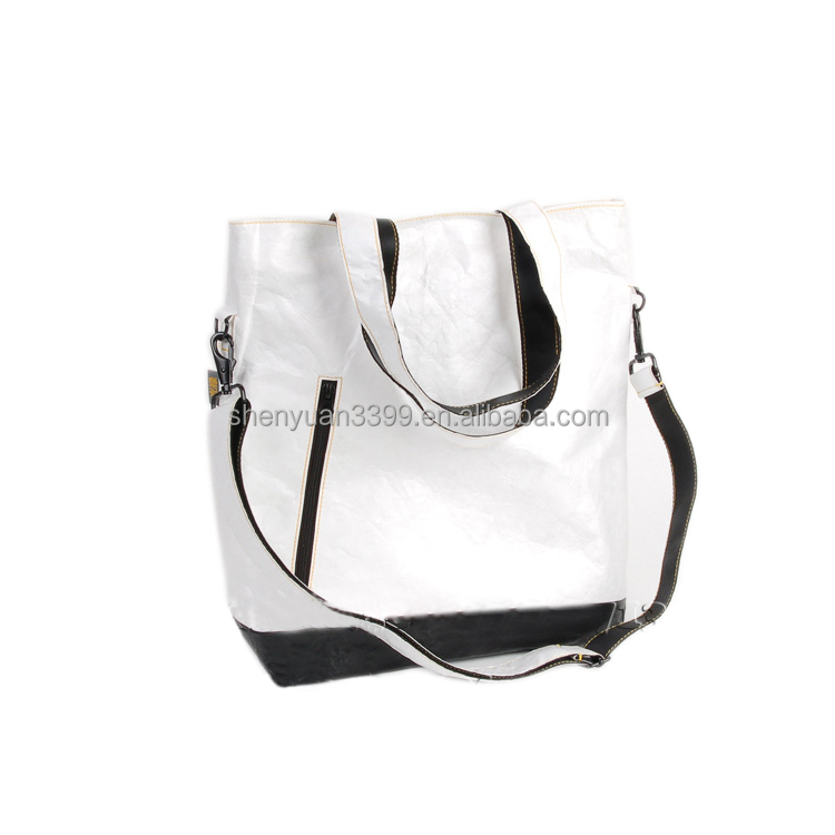 2016 new premium white specialty paper handbag,fashion designer bags,shopping bags wholesale