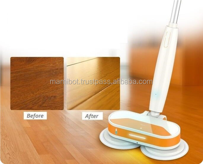 Hign End Cordless Polisher Electric Spin Mop For