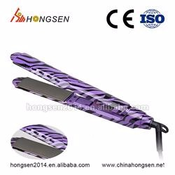 8b46ab8aaaada 2017 New Invention Wet to Dry Electric Nano Ceramic Plate Hair Straightener  Fast Flat Iron Comb