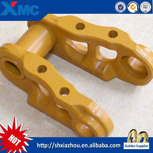 Gold supplier chain track link/Factory direct sale Track Chain