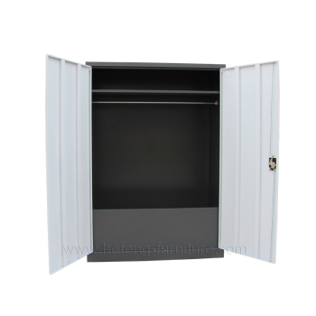 Metallic Steam Cabinet For Clothes