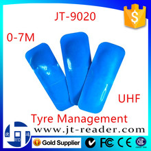 Newest Best Quality 860-960MHz Passive Rubber Anti Theft RFID UHF Vehicle Tire Tag for Tracking