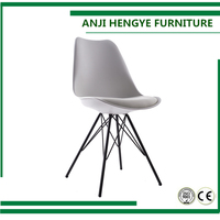 Emes leisure plastic PP chair ,dining chair