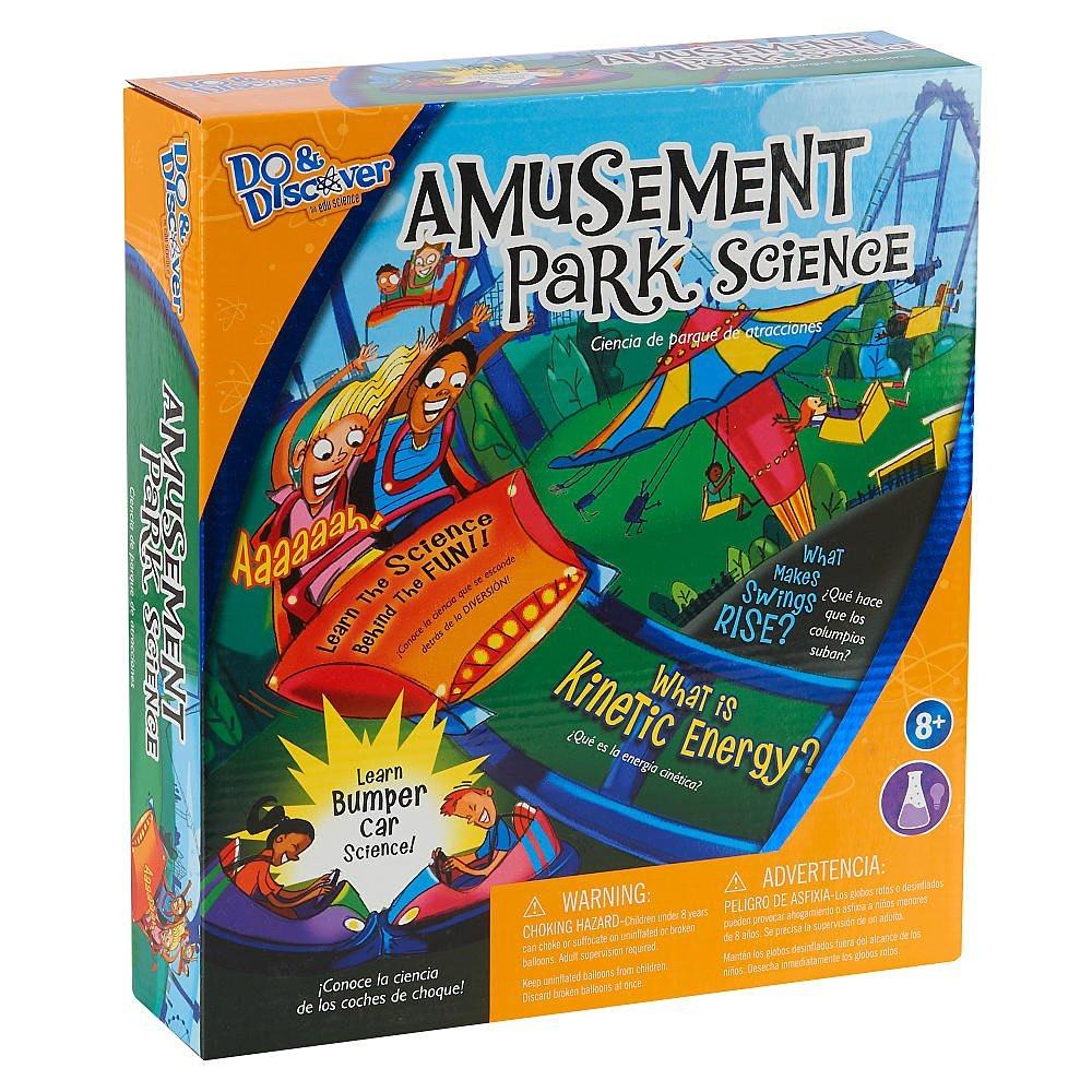 Edu Science Do & Discover Amusement Park Science Kit